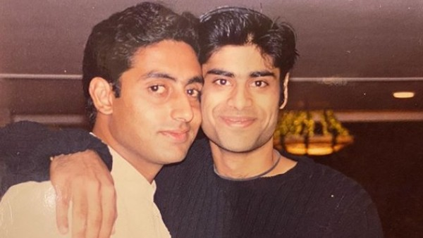 Abhishek Bachchan Shares A Throwback Pic On Sikander Kher's Birthday; 'Little Baby Is Getting Old'