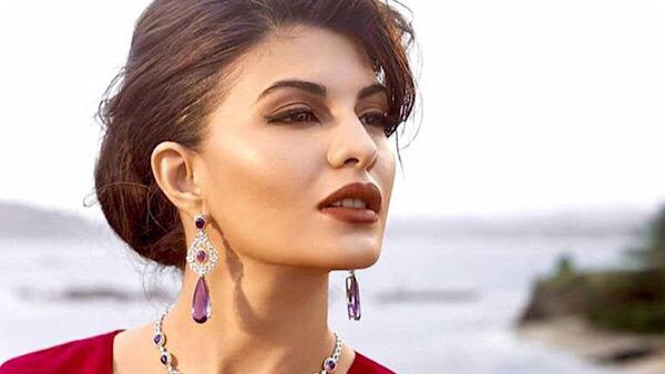 Jacqueline Gears Up To Get Back To Set Life In Full Swing