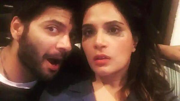 Ali Fazal Showers Love On Richa Chadha In Latest Post: I Love You Little Loco