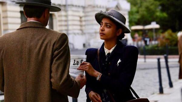 Radhika Stands Out As Noor Inayat Khan In A Call To Spy