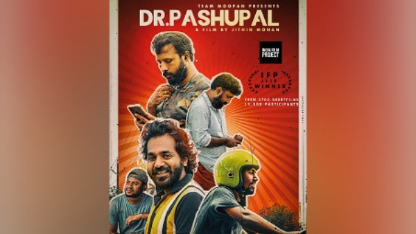 Malayalam Short Film Dr Pashupal Wins Big At The India Film Project Season 10