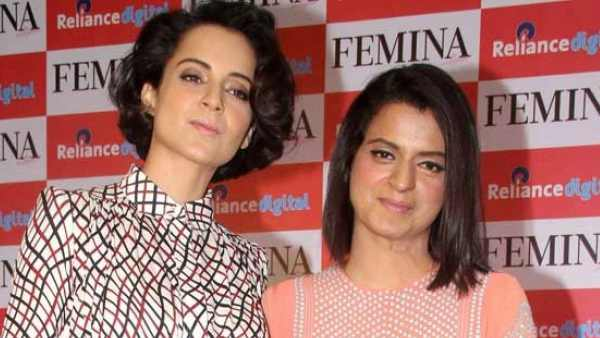 Kangana, Rangoli Named In FIR For Spreading Communal Hate