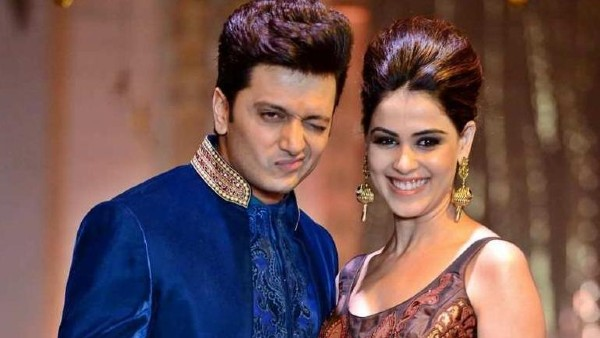 Riteish's Ego Was Hurt When He Was Called Genelia's Husband