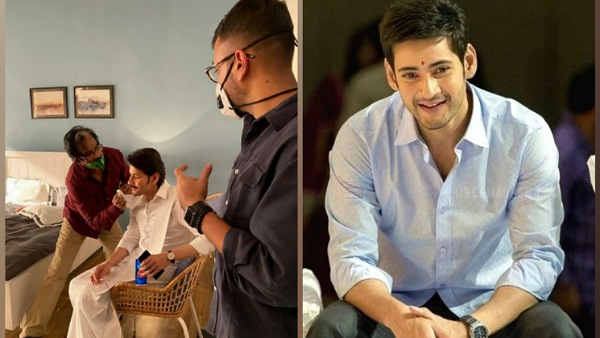 Mahesh Babu's Picture Donning A Moutstache Goes Viral