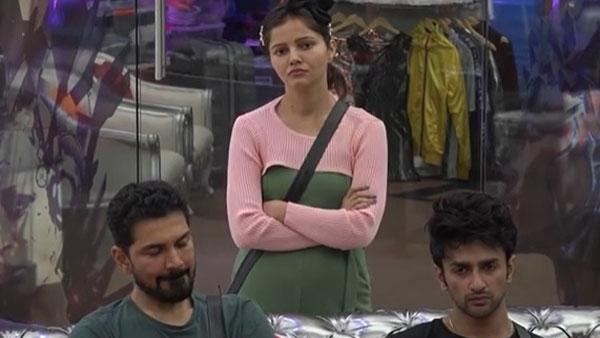 Will Abhinav Help Rubina?