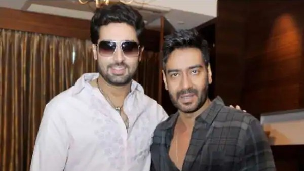Ajay Devgn Offers Abhishek Bachchan Another Film After The Big Bull?