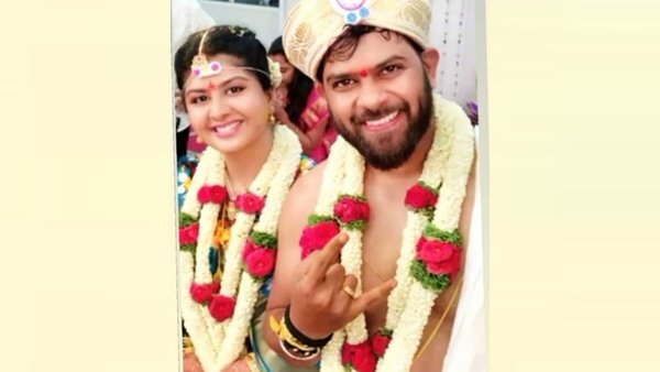 Ajay Raj Gets Married To Fiancée Padmini Devanahalli
