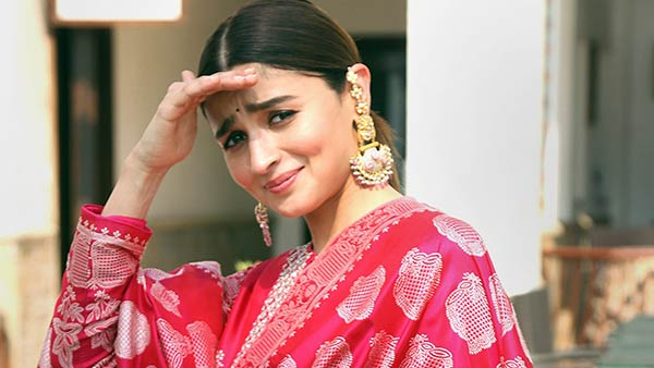 Alia Bhatt To Join RRR Cast Next Week?