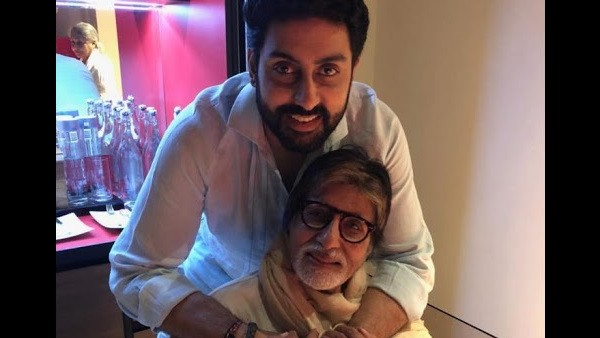 Abhishek Bachchan On Dad Amitabh's Hospitalisation Rumours: That Must His Duplicate