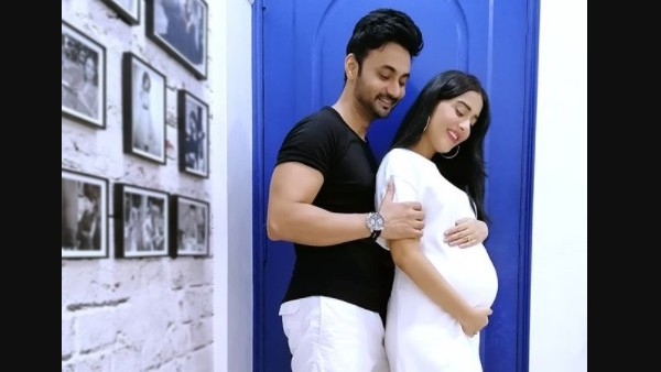 Amrita Rao Reveals That She Is In Ninth Month Of Pregnancy