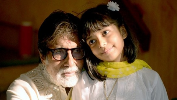 Amitabh Bachchan Shares What Granddaughter Aaradhya Taught Him About COVID-19; Calls It 'Brilliant'