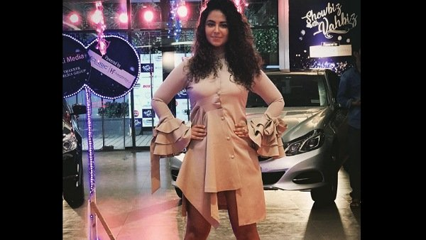 Avika Broke Down Due To 'Big Arms & Well Earned Belly'