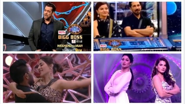 Bigg Boss 14: Salman Khan Blasts Rubina; Kavita Kaushik & Naina To Enter As Wild Card Contestants