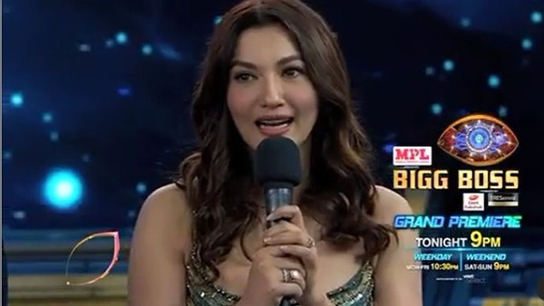 Gauahar & Sidharth Get Into An Argument In Front Of Salman!