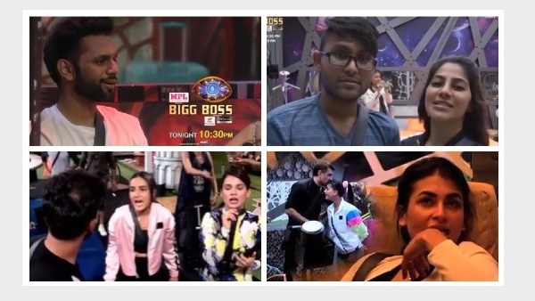 Bigg Boss 14 October 27 Highlights: Rahul & Jaan Fight Again; Pavitra Says She's Attached To Eijaz