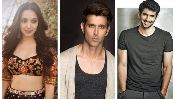 Kiara Doesn't Want Hrithik And Aditya To Shower!