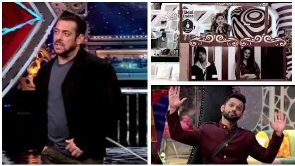 BB 14: Salman Slams Rahul Over His Nepotism Comment