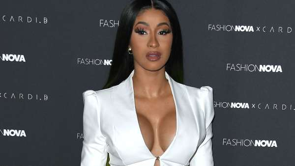 Cardi B Accidentally Leaks Topless Picture; Fans Trend #B*obsOutForCardi