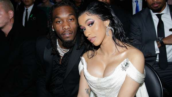 Rumours Claim Cardi B's Reunion With Offset