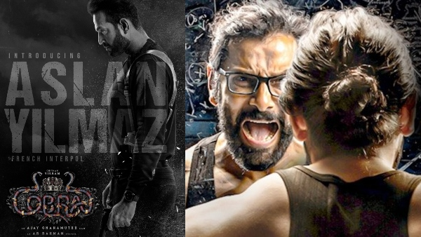 Cobra: Irfan Pathan's First Look From The Vikram Starrer Is Out