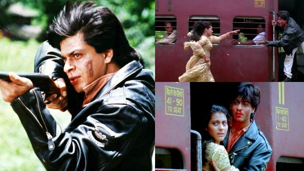 25 Years Of DDLJ: SRK On Iconic Train Scene: I Was Way Happier Holding The Gun Than Simran's Hand