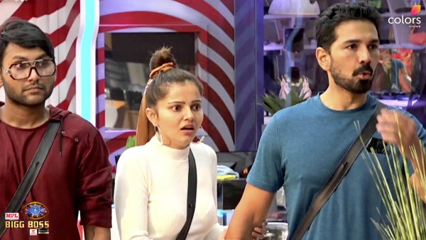 Bigg Boss 14: Shehzad Gets Eliminated, Seniors Exit As Well