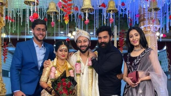 Chandu Gowda Ties The Knot In An Intimate Wedding Ceremony