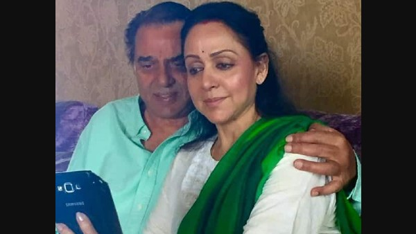 Hema Malini On If There's Anything In Her Life That She Wants To Change