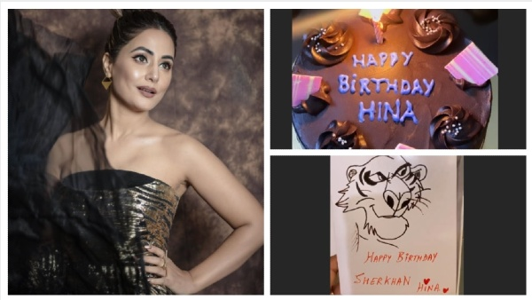 The Actress' Birthday Resolution