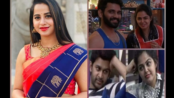 Swathi Deekshith: Monal Is Trying To Create A Confusion Between Akhil & Abhijeet In Bigg Boss House