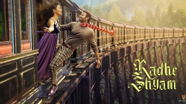 Beats Of Radhe Shyam Out: The Motion Poster Featuring Prabhas And Pooja Hegde Is Enthralling!