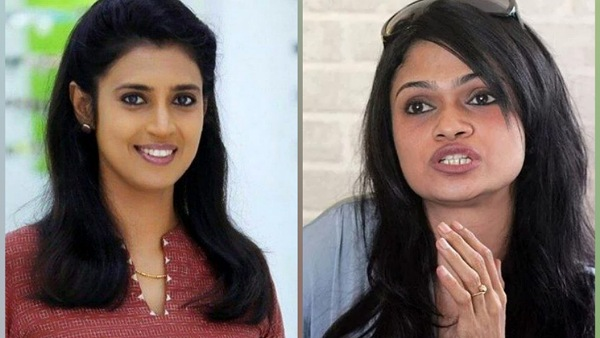 Kasthuri Shankar Takes A Jibe At Singer Suchitra