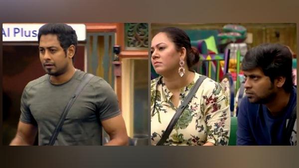 Aari Arjuna Questions Groupism In Bigg Boss Tamil 4