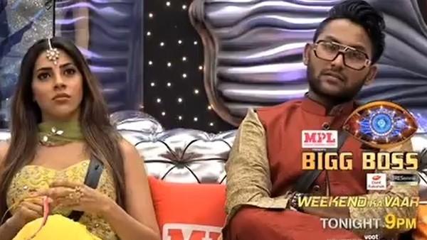 Salman Shows Nikki Jaan's Real Face