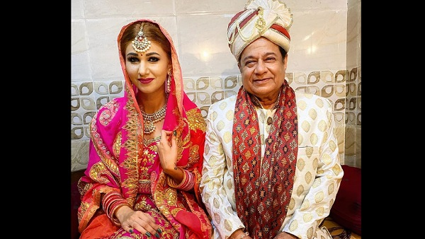 Jasleen Matharu Surprises Fans By Sharing Wedding Picture With Anup Jalota; Are They Married?</a> </strong><a class=