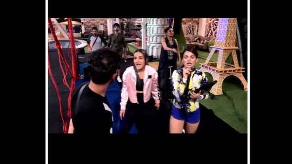 Jasmin-Rahul Gets Into An Ugly Fight