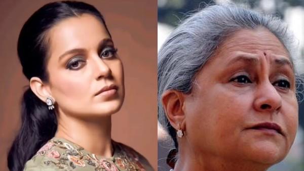 Kangana Ranaut's War Of Words With Jaya Bachchan