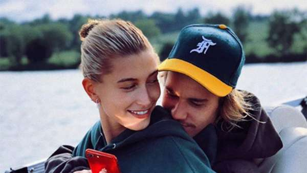 Justin Bieber Pens Special Message For Wife On Anniversary