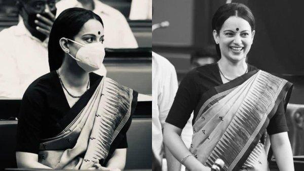 Kangana Ranaut Reveals Her New Look From Thalaivi: Netizens Are Impressed!