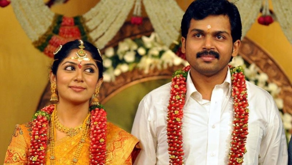 Karthi And Wife Ranjani Welcome Baby Boy!