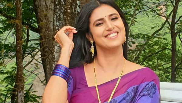 Kasthuri Shankar Reveals Why She Is Tight-Lipped About Her Husband