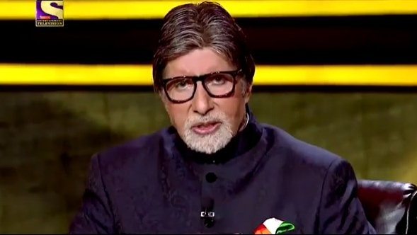 KBC 12: Amitabh Reveals He Was Almost Named 'Inquilab'