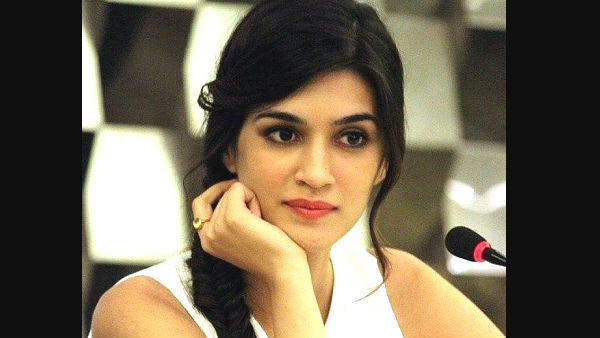 Kriti Pens A Note On Patriarchal Thinking Of Society!