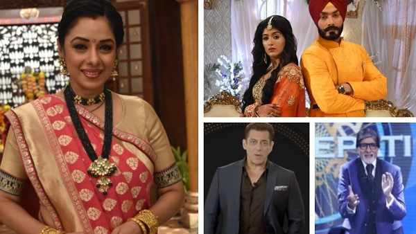 Latest TRP Ratings: Anupamaa Tops The TRP Chart