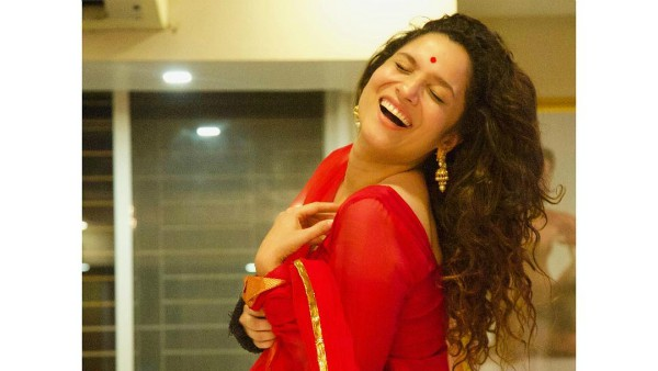 Ankita Lokhande Is All Smiles As She Shares Some Fun Pics