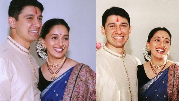 Madhuri Dixit And Sriram Nene's Wedding Anniversary Post For Each Other Is Major Couple Goals!