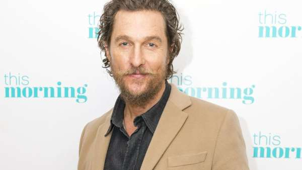 Matthew McConaughey Also Talks About His Relationship With His Parents