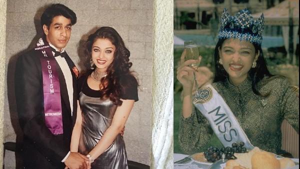 Birthday Special: Rare Photos Of Aishwarya Rai Bachchan