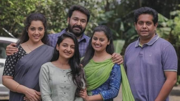 Mohanlal & Meena's Looks In Drishyam 2: Here's A Revelation