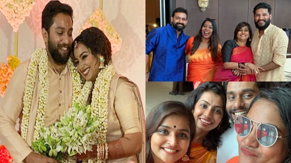 Mrudula Murali Gets Married To Beau Nitin Vijay; Sayanora Shares Glimpses From The Wedding Ceremony